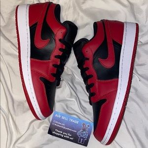 Jordan 1 Low Bred GS